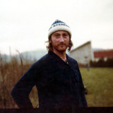 RG with ski hat (1980)