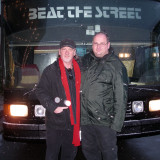 RG with Michael, our bus driver