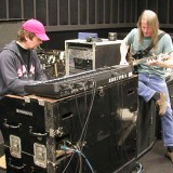 Don Airey and Steve Morse