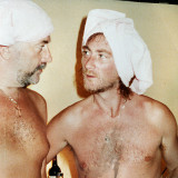Jon and RG Discuss Towels